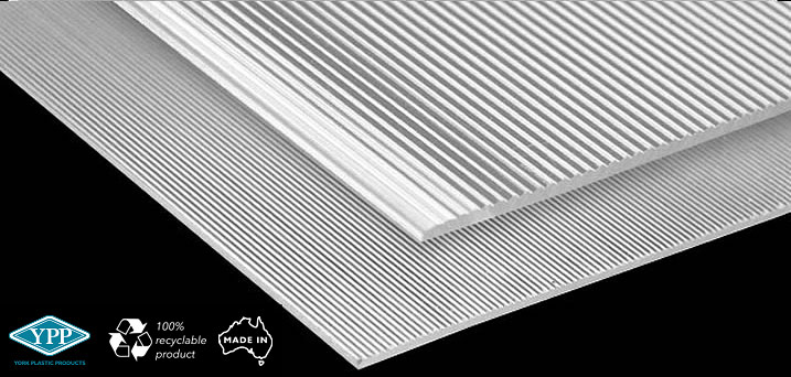 Y21 Y25 Ribbed Clear Diffuser Panels Ypp York Precision