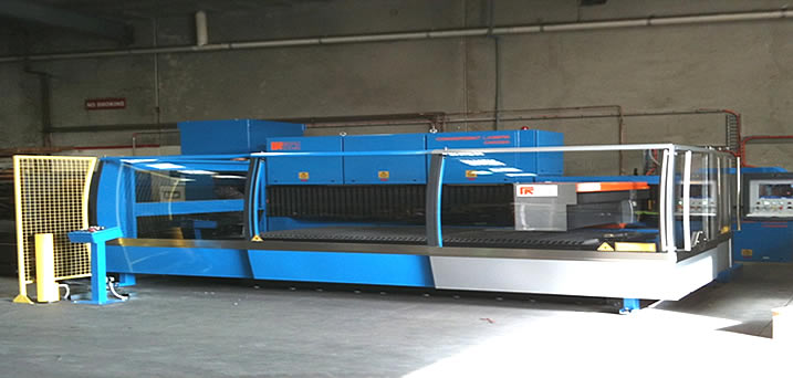 AST 5Kw Laser Machine